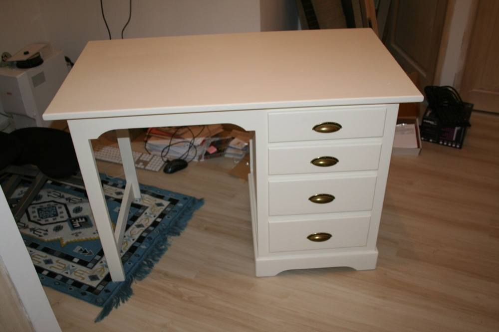 Customisation de meubles en folie maison et domotique - Customiser un bureau en bois ...