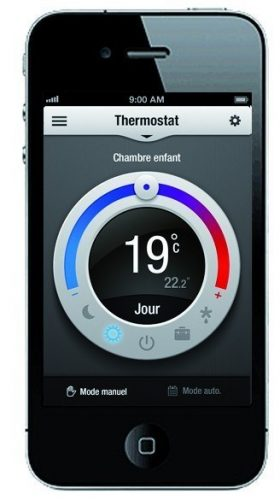 MYFOX THERMOSTAT