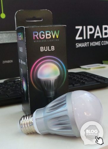 Zipato_CeBIT2014_RGBW_LED