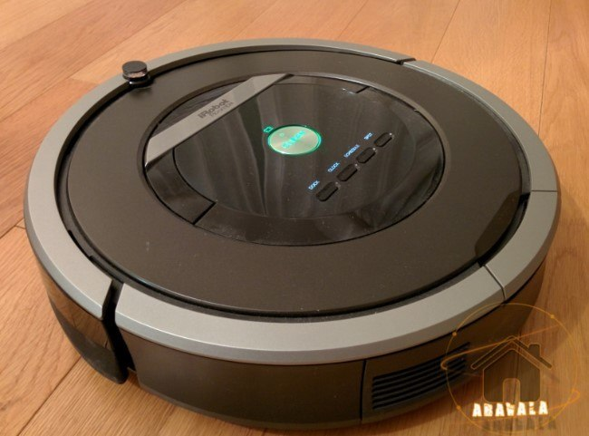 test de l aspirateur robot irobot roomba 870 maison et domotique. Black Bedroom Furniture Sets. Home Design Ideas