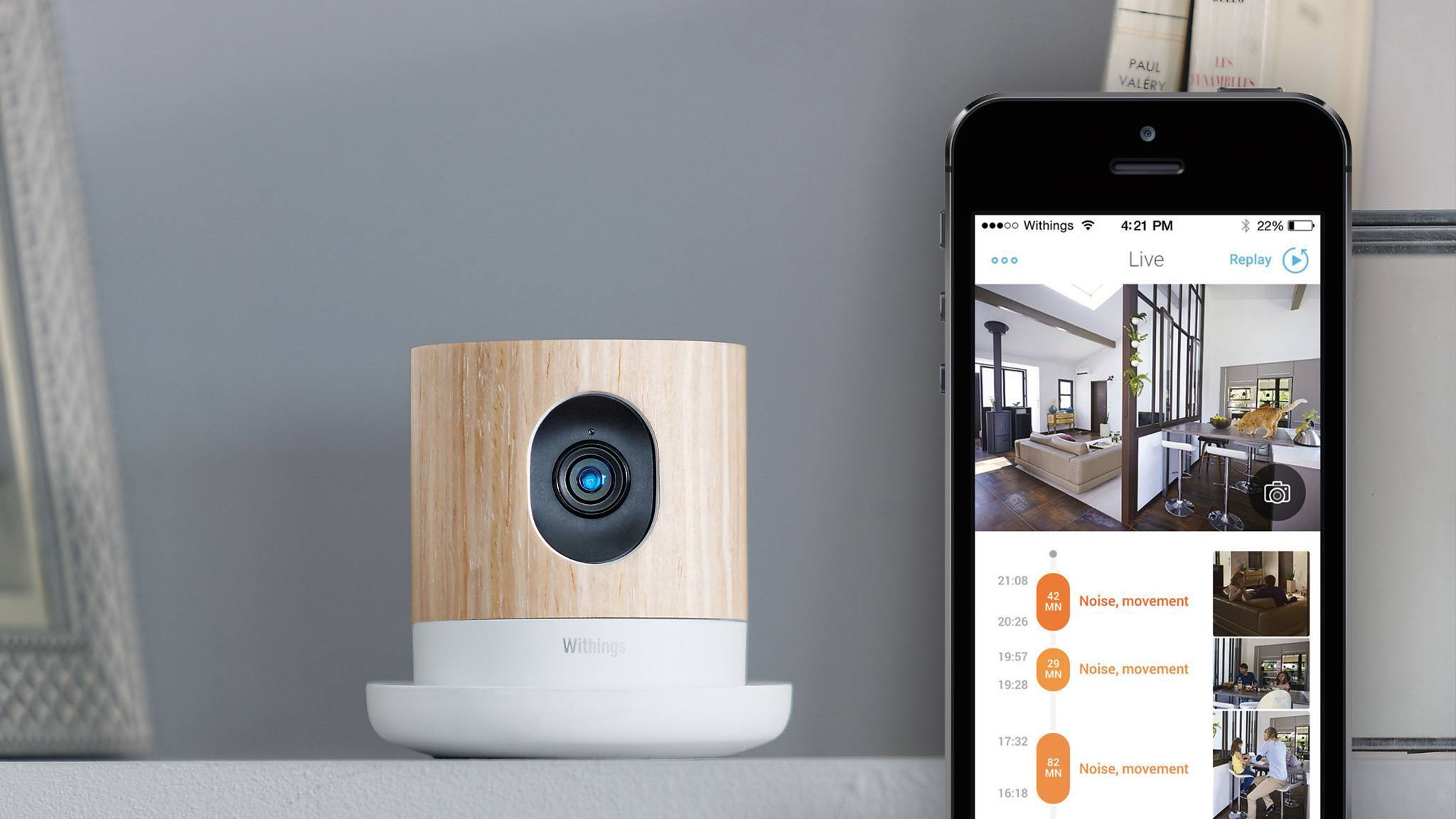 test de withings home une cam ra de surveillance revue et. Black Bedroom Furniture Sets. Home Design Ideas