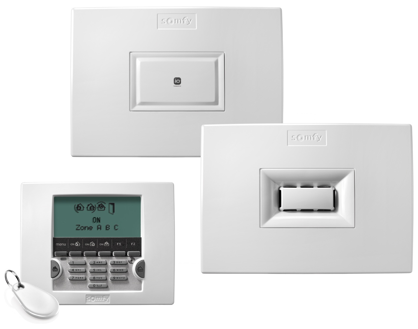 Somfy connecte son syst me d 39 alarme avec protexial for Alarme infrarouge maison