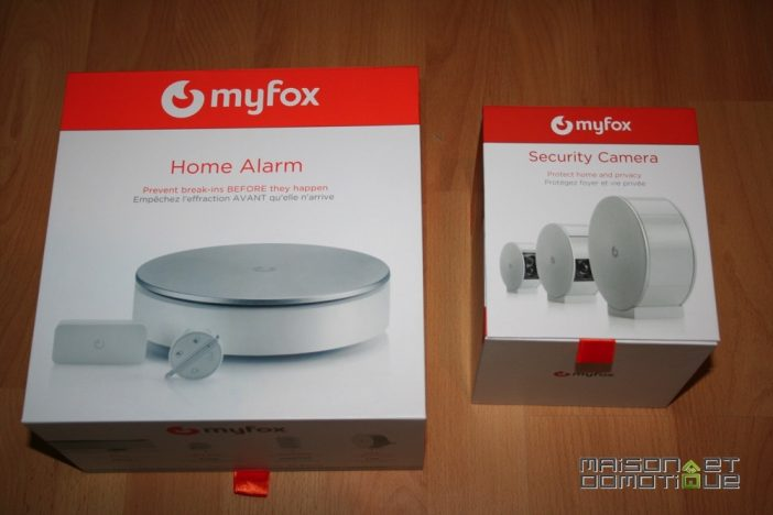 test de la nouvelle solution myfox home alarm et security maison et domotique. Black Bedroom Furniture Sets. Home Design Ideas