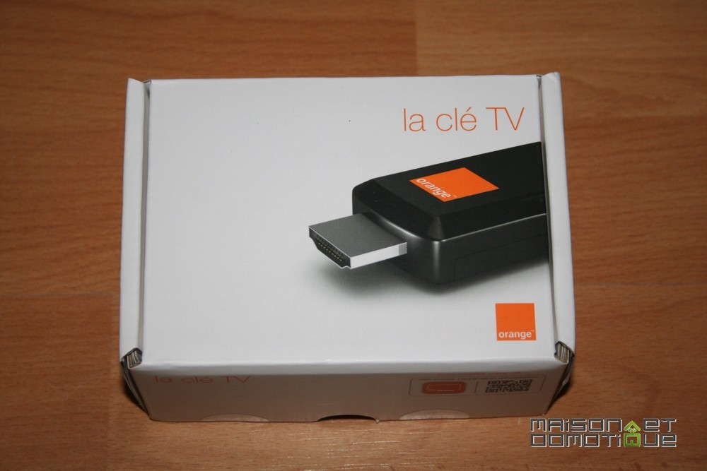 test de la cl tv d 39 orange pour profiter de la tv connect e partout maison et domotique. Black Bedroom Furniture Sets. Home Design Ideas