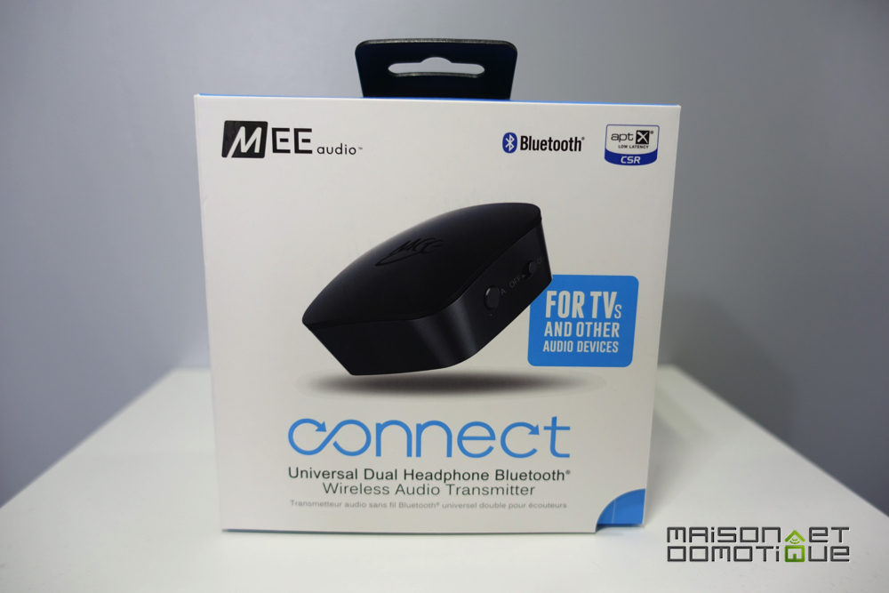 Boitier Bluetooth Mee Audio Connect