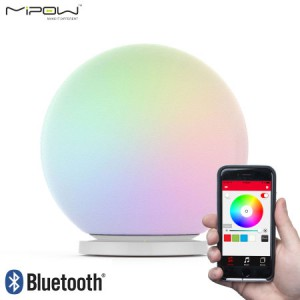 Test de la lampe sphérique Bluetooth MiPow Playbulb