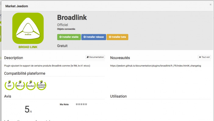 broadlink e air 22