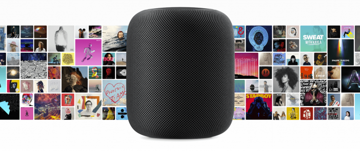 homepod itunes