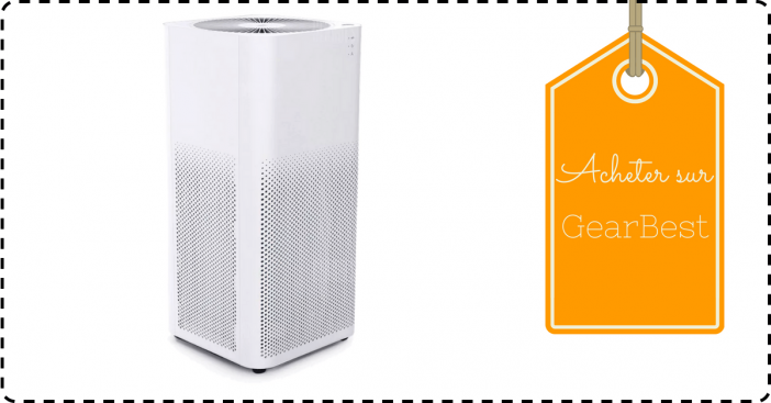 smart air purifier bottom