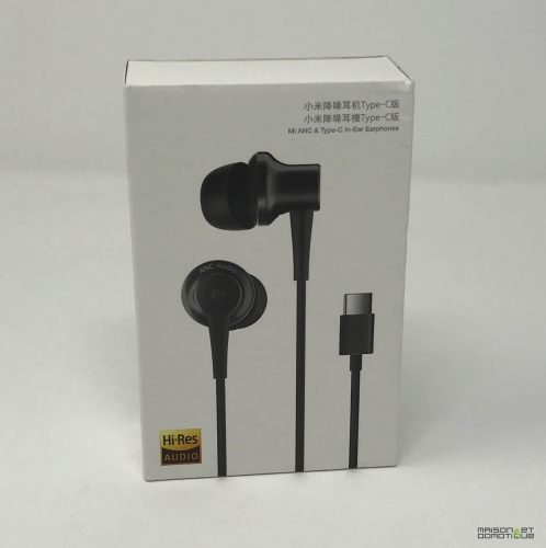 xiaomi in ear earphones type c 1