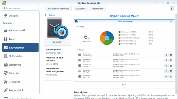 synology replication 10