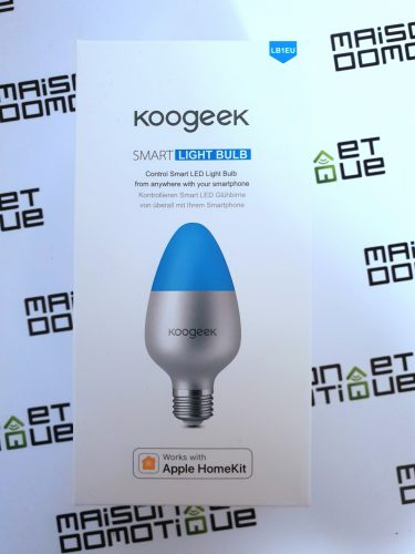 koogeek smart light bulb 1
