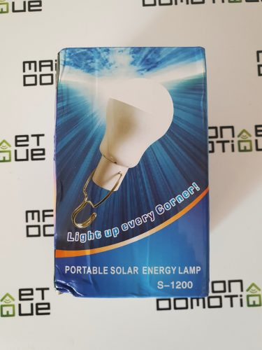 eclairage solaire led 1