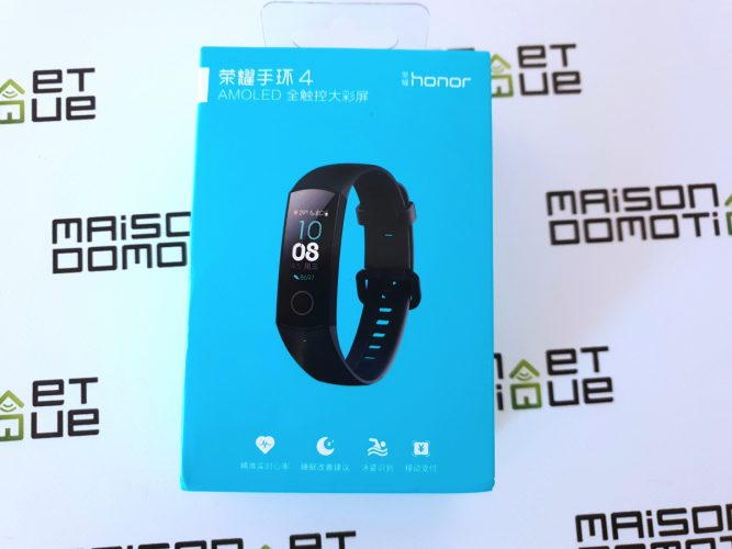 test huawei honor band 4 1