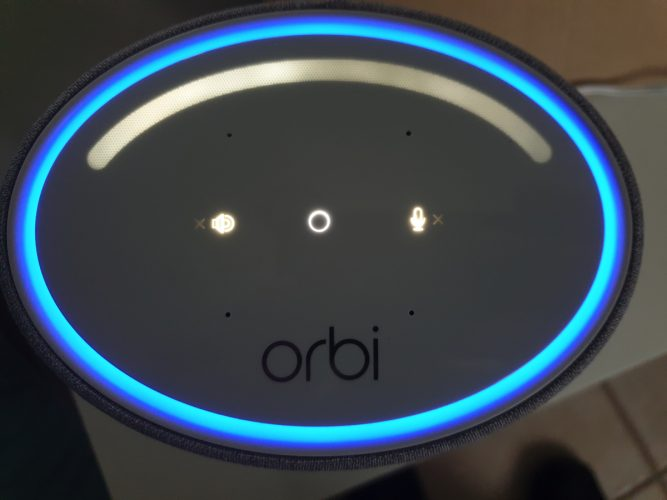 orbi voice test 16