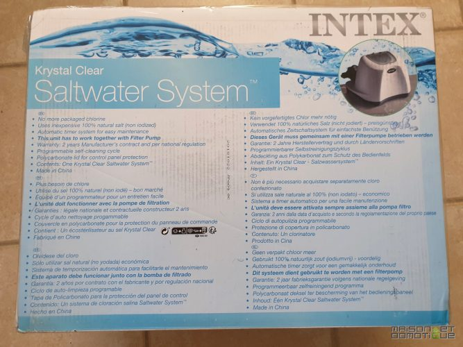 electrolyseur intex 1