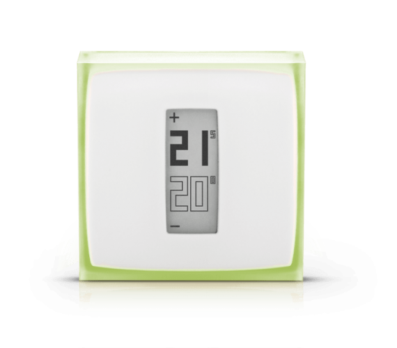 thermostat green