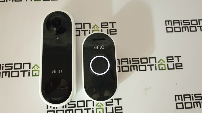 arlo video doorbell test 18