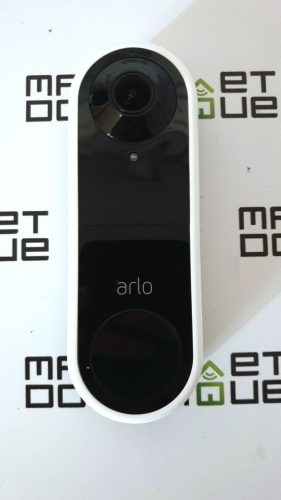 arlo video doorbell test 9