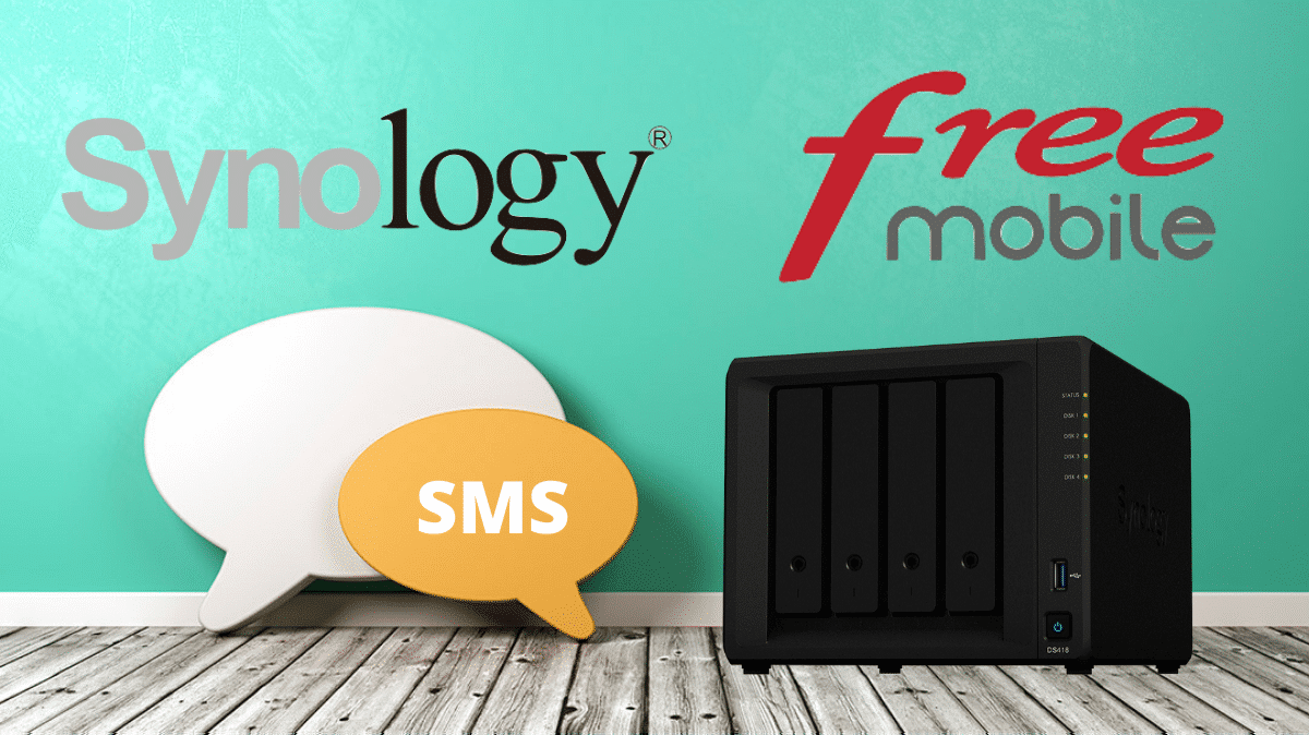sms free synology titre