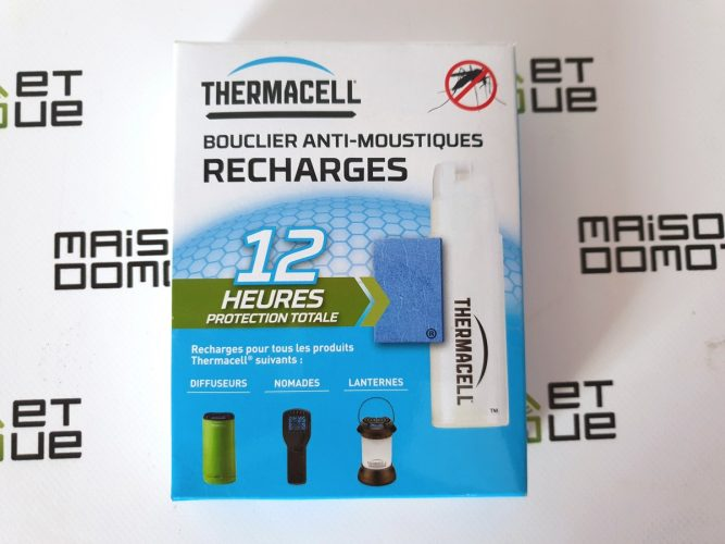 thermacell anti moustiques camping 14