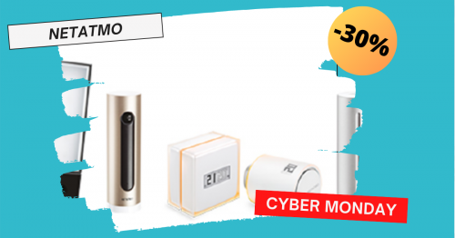 black friday netatmo 1
