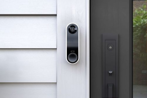 arlo essential wire free smart video doorbell is now available 2