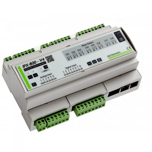domotique ethernet webserver ipx800 v4