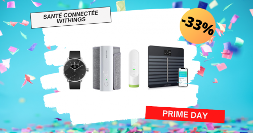 prime day withings