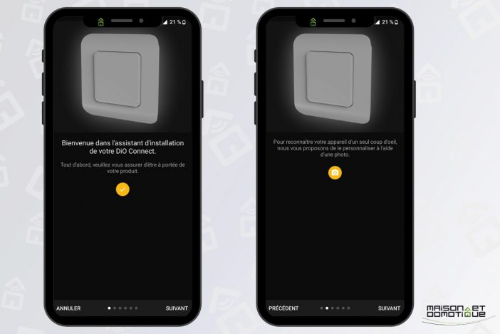 test dio connect wifi 32