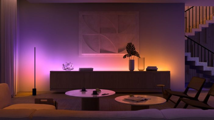 philips hue ambiance gradient light strip and gradient signe 1