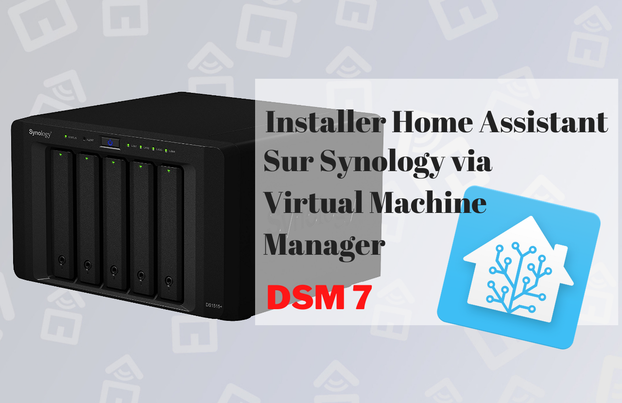 installer home assistant synology