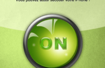 My Green Box a maintenant son application iPhone