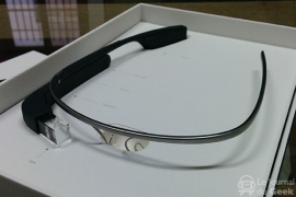 Google Glass : une nouvelle version sous Intel ?