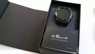 Test flash : LG G Watch R sous Android Wear