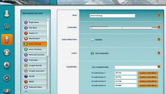 Nouvelle interface Zibase disponible