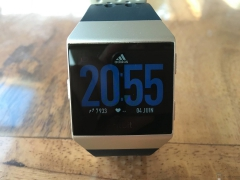 Fitbit Ionic Adidas : Test complet