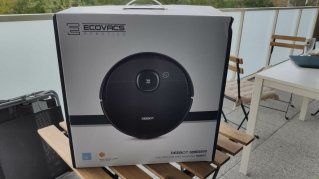 ECOVACS Osmo 950 : Test complet – Domotique