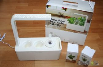 Test: Smart Herb Garden, ou le jardinage automatisé !