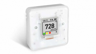 Aranet4 HOME Wireless Indoor Air Quality Monitor – Automated Home