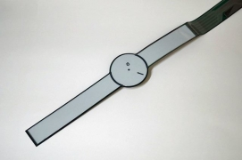 FES Watch, la montre E Ink de Sony au design minimaliste