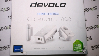 Test de la solution Home Control de Devolo, la domotique grand public