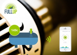 Test – Fullup – La jauge à mazout connectée made in Belgium