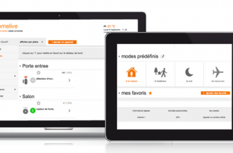 Orange dévoile officiellement son offre domotique HomeLive