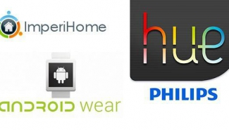 MAJ Imperihome 2.3: ampoules Philips Hue et montres Android Wear