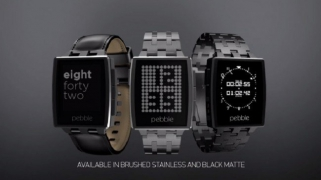 Quelle différence entre la Pebble Watch et la Pebble Steel ?