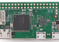 Rasberry Pi Zero W en antenne BLEA c'est possible