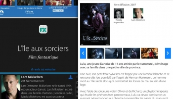 La box RegloTV a son application tablette !