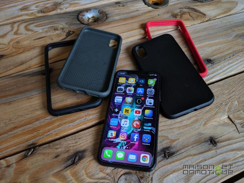 coque rhinoshield iphone xr crashguard