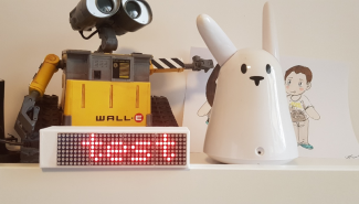 #GUIDE: Utilisation du Smart Led Messenger avec la box domotique Zipato